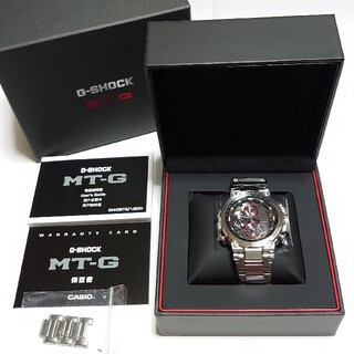 ジーショック(G-SHOCK)のMTG-B1000D-1AJF(腕時計(アナログ))