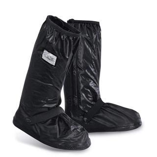 ⭐️新品⭐️ 【改良型 シューズカバー 靴カバー 防水 梅雨対策  軽量 M(レインブーツ/長靴)
