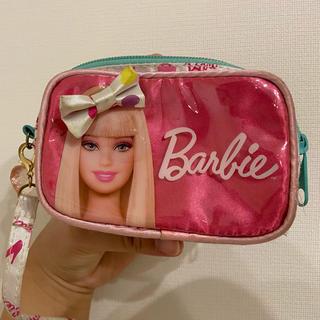 バービー(Barbie)のBarbie 手のひらサイズポーチ(ポーチ)