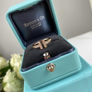 ティファニー(Tiffany & Co.)のティファニー ワイヤーリング 指輪(リング(指輪))