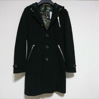 BEAMS - エントリーアール フード付きコート 新品タグ付き定価48300円