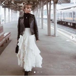 eimy istoire - エイミーイストワール/フロッキードットスカート
