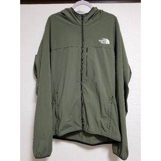 THE NORTH FACE - THE NORTH FACE マウンテンソフトシェルフーディ NP21703