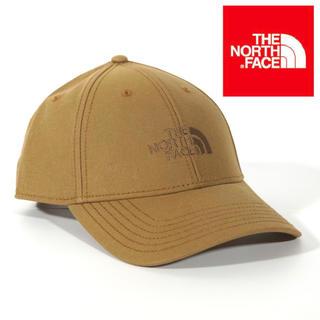 ザノースフェイス(THE NORTH FACE)の海外限定 NORTH FACE classic キャップ ブリティッシュカーキ(キャップ)