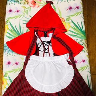 Catherine Cottage - 赤ずきん キャサリン ワンピース  ドレス ハロウィン ディズニー 子供 120