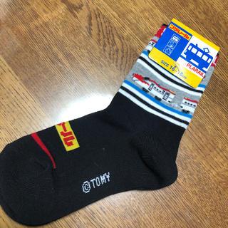 タカラトミー(Takara Tomy)のプラレール16〜18センチ靴下(靴下/タイツ)