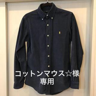 ラルフローレン(Ralph Lauren)のラルフローレン コーデュロイシャツ(シャツ)