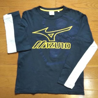 ミズノ(MIZUNO)のMIZUNO 長袖Tシャツ(160)(Tシャツ/カットソー)