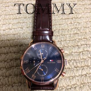 トミーヒルフィガー(TOMMY HILFIGER)のTOMMY 時計(腕時計(アナログ))