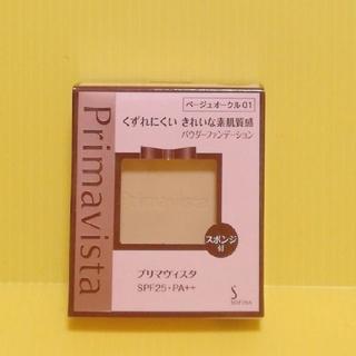 Primavista - プリマヴィスタ きれいな素肌質感 パウダーファンデーション BEOC01