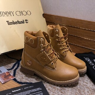 ジミーチュウ(JIMMY CHOO)のジミーチュウ スニーカー ブーツ(スニーカー)