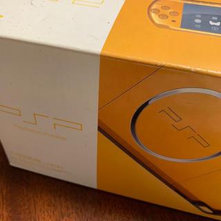 プレイステーションポータブル(PlayStation Portable)のPSP本体(家庭用ゲーム機本体)