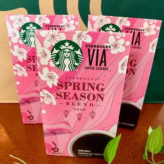 Starbucks Coffee - 【ハロウィンセール‼︎】★スタバ★VIA★スプリング★桜★30本+オマケ3本★