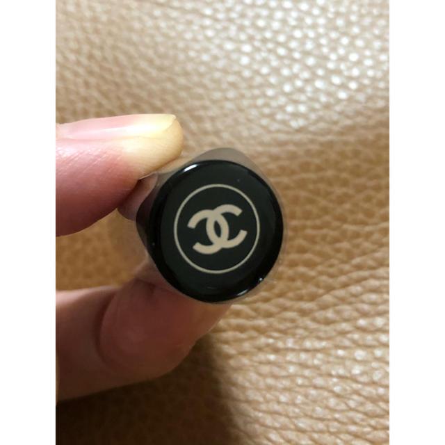 CHANEL(シャネル)のシャネル  ミニ ファンデーション ブラシ コスメ/美容のメイク道具/ケアグッズ(ブラシ・チップ)の商品写真