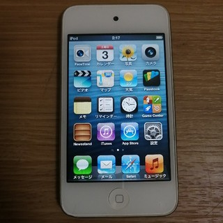 iPod touch - apple ipod touch 第4世代64GB (PD059J/A)
