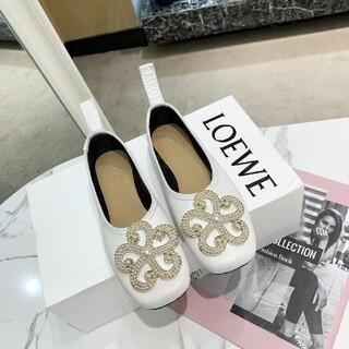 ロエベ(LOEWE)のロエベ パンプス ローファー(ローファー/革靴)