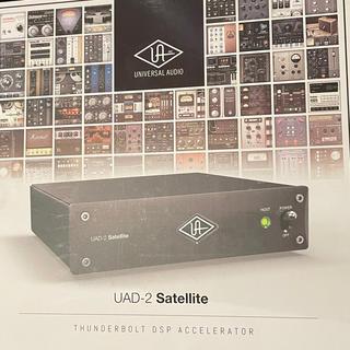 UAD-2 Satellite QUAD CORE TB3(その他)