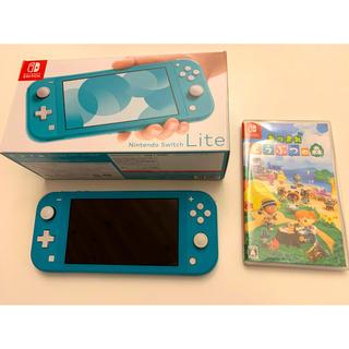 ニンテンドースイッチ(Nintendo Switch)の任天堂スイッチ ライト(家庭用ゲーム機本体)