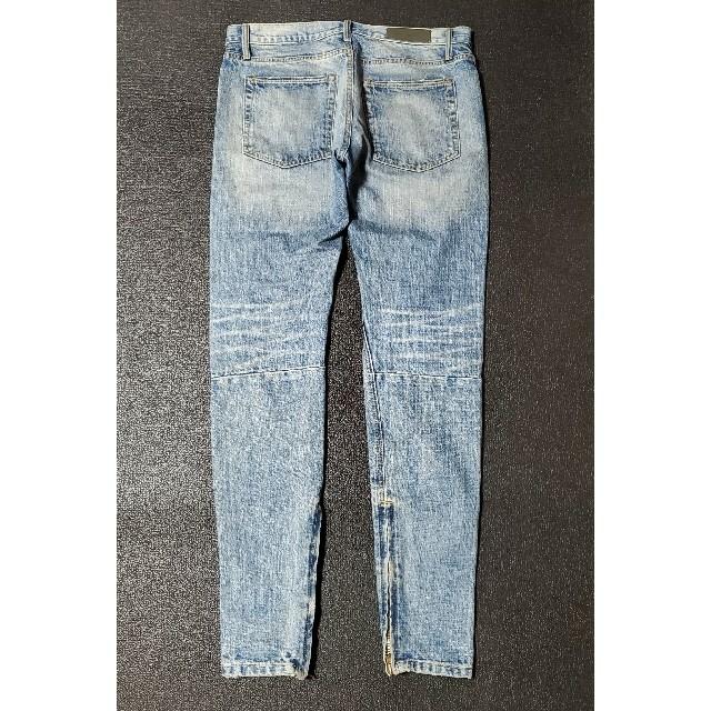 FEAR OF GOD(フィアオブゴッド)のFEAR OF GOD selvedge denim vintage jean メンズのパンツ(デニム/ジーンズ)の商品写真
