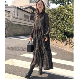 Ameri VINTAGE - ameri*TWINKLE WIDENING DRESS⭐︎アメリ