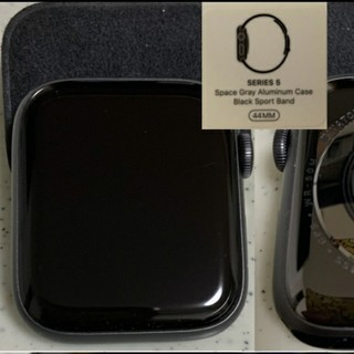 Apple Watch - Apple watch 5 GPSモデル