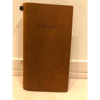 プラダ(PRADA)のトラベラーズノート プラダ レギュラーサイズ(ノート/メモ帳/ふせん)