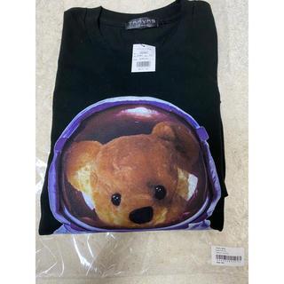 ミルクボーイ(MILKBOY)のトラバストーキョー travas tokyo ロングTシャツ タグ付き未使用(Tシャツ(長袖/七分))