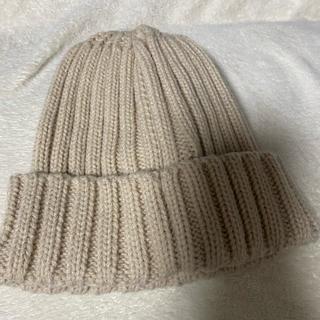 アズールバイマウジー(AZUL by moussy)のAZUL ニット帽(ニット帽/ビーニー)