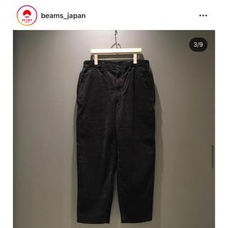 ビームス(BEAMS)の新品 Mサイズ SSZ BSIDE BCORD コーディロイ パンツ(ワークパンツ/カーゴパンツ)