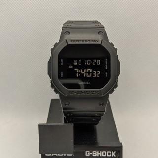 ジーショック(G-SHOCK)のG-SHOCK DW-5600BB オールブラック(腕時計(デジタル))