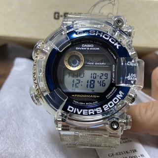 ジーショック(G-SHOCK)の新品 カシオ G-SHOCK フロッグマン GF-8251K-7JR イルクジ (腕時計(デジタル))