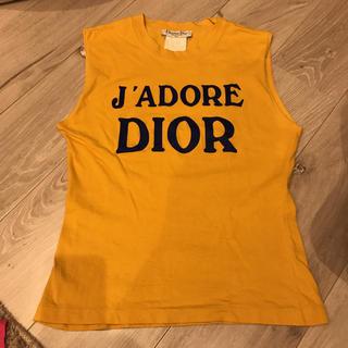 クリスチャンディオール(Christian Dior)のクリスチャンディオールTシャツ(Tシャツ(半袖/袖なし))