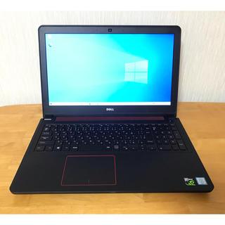 デル(DELL)のDELL Inspiron7559 i7-6700HQ GTX960M 16GB(ノートPC)