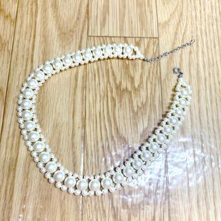 ローズバッド(ROSE BUD)の結婚式で使用したネックレス ROSEBUD(ネックレス)
