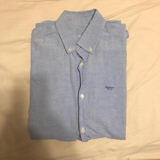 メゾンキツネ(MAISON KITSUNE')のMAISON KITSUNE オックスフォードシャツ(シャツ)