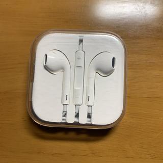 iPhone 純正イヤフォン