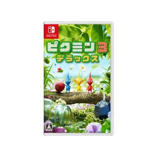 ニンテンドースイッチ(Nintendo Switch)の新品 未開封 Nintendo Switch ピクミン3 デラックス(家庭用ゲームソフト)