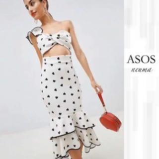 エイソス(asos)のASOS マーメイドドレス(ミディアムドレス)