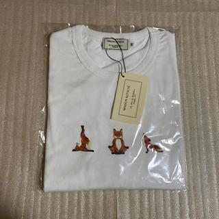 MAISON KITSUNE' - MAISON KITSUNE  Tシャツ Mサイズ