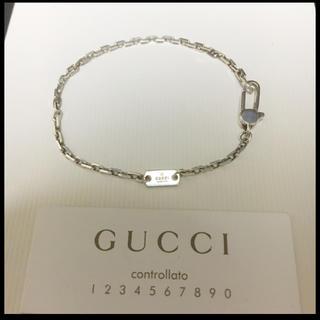 Gucci - GUCCI☆ブレスレット【即日発送】