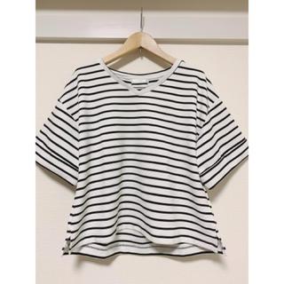 レトロガール(RETRO GIRL)のRETRO GIRL トップス ボーダー(Tシャツ(半袖/袖なし))
