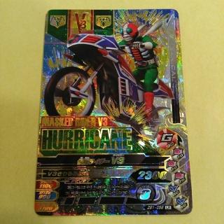 バンダイ(BANDAI)のガンバライジング 仮面ライダーV3 LR(シングルカード)