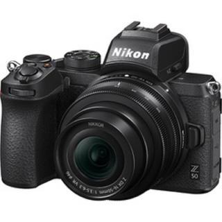 Nikon - ニコン NIKON ニコン Z 50 16-50 VR レンズキット 新品未使用