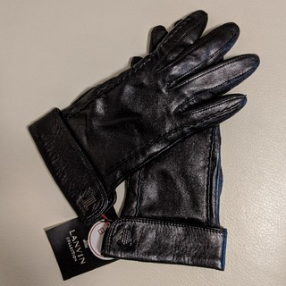 ランバンコレクション(LANVIN COLLECTION)のランバンの羊革レディース手袋(手袋)