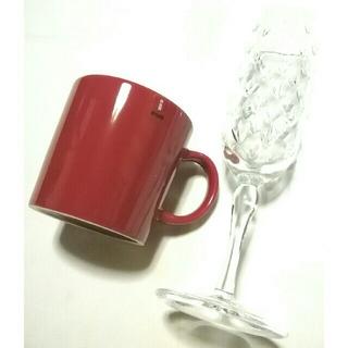 iittala - 大人気のブランド食器(イッタラ マグカップ&ティファニーグラス)2点新品 格安