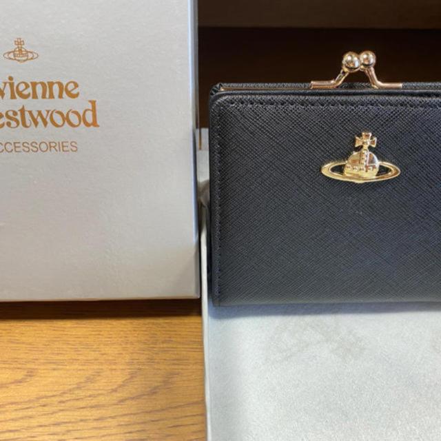 Vivienne Westwood(ヴィヴィアンウエストウッド)のヴィヴィアンウエストウッド ガバ口財布 レディースのファッション小物(財布)の商品写真