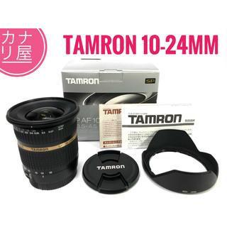 Canon - ✨美品✨TAMRON 10-24mm f/3.5-4.5 Di II CANON