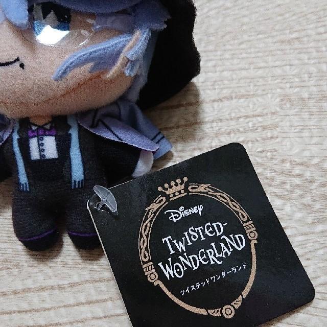 Disney(ディズニー)のディズニー ツイステッドワンダーランド アズール EXマスコット ツイステ エンタメ/ホビーのおもちゃ/ぬいぐるみ(キャラクターグッズ)の商品写真