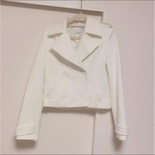 リゼクシー(RESEXXY)のEGOIST ショート コート ジャケット(トレンチコート)