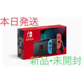 ニンテンドースイッチ(Nintendo Switch)のNintendo Switch本体 スイッチ本体(家庭用ゲーム機本体)